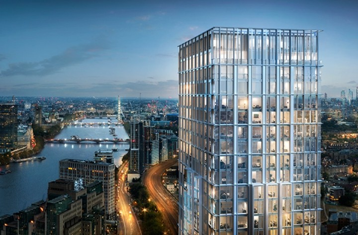 DAMAC Tower Nine Elms, London, United Kingdom